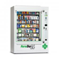 Maquina vending Pharmashop 24