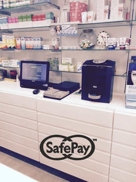 Sistema de gestion de cobro Safepay