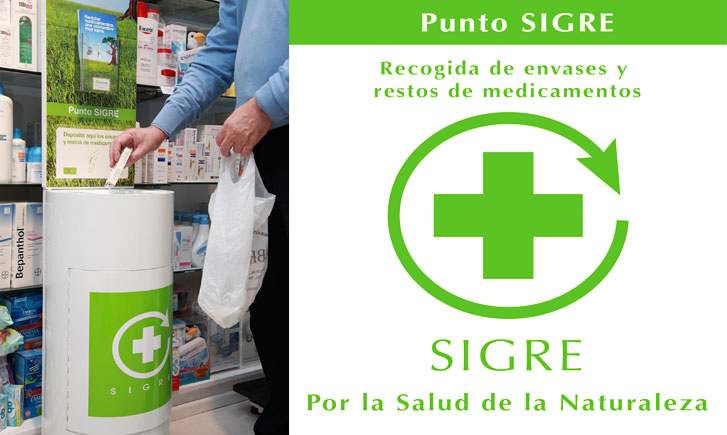 Punto SIGRE Medical Dispenser