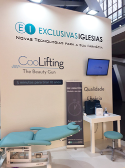 Stand Coolifting Exclusivas Iglesias Expofarma 2017