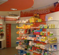 productos dietéticos en farmacia