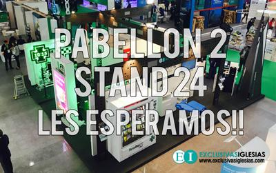 Expofarma Lisboa 2016 stand de Exclusivas Iglesias