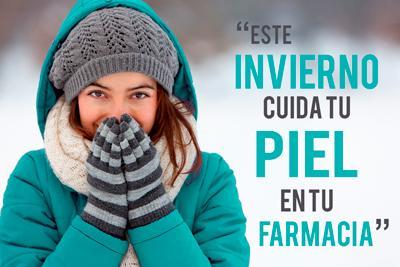 Este invierno cuida tu piel en tu farmacia
