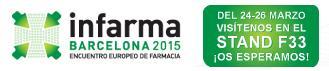 Feria Infarma Barcelona 2015 Exclusivas Iglesias Pharmashop 24 Cashguard Daryco Safepay e10 informáticas