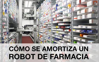 Robot de almacenamiento y dispensación de medicamentos