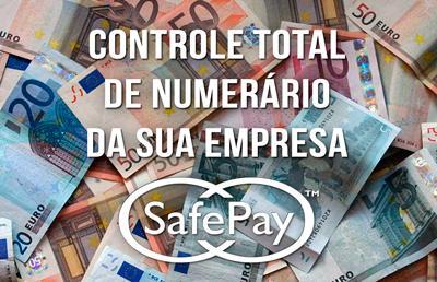 Sistema de gestão de dinheiro SafePay