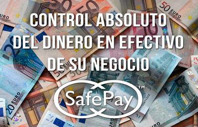 Sistema de gestión de efectivo SafePay