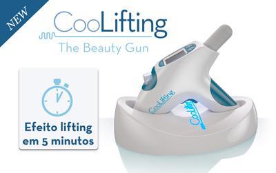 Coolifting revolucionario equipo para la dermocosmética