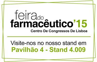 Feira de farmácia Feira do farmacêutico Portugal