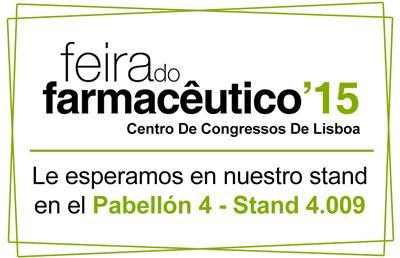 Feria de farmacia Portugal Expofarma 2015