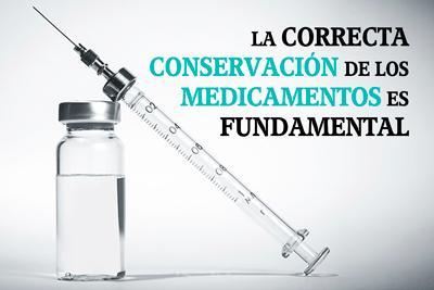 Correcta conservacion de medicamentos