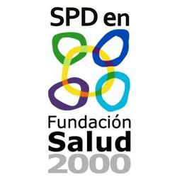 Logo presentación SPD organizadas por Fundación Salud - Exclusivas Iglesias
