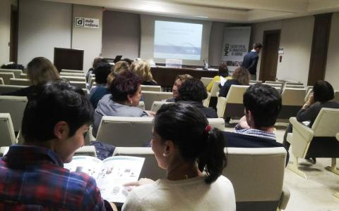Charla informativa del Medical Dispenser en el COF de Ourense - Exclusivas Iglesias