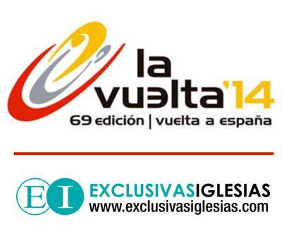 Logo la vuelta 2014 - Exclusivas Iglesias