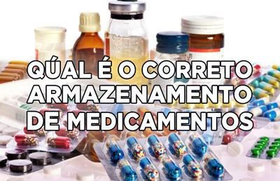 Armazenamento de medicamentos com frio