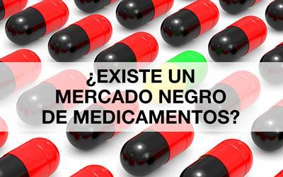 Mercado negro de medicamentos
