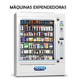 Máquinas expendedoras PharmaShop24 - Exclusivas Iglesias