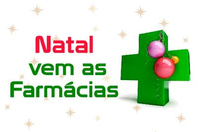 Natal vem as farmacias com Exclusivas Iglesias