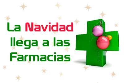 Navidad en las farmacias con Exclusivas Iglesias