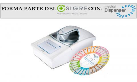 Medical Dispenser con la organización SIGRE - Exclusivas Iglesias