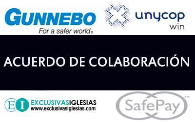 Acuerdo de colaboración entre Exclucivas Iglesias y Gunnebo con Unycop