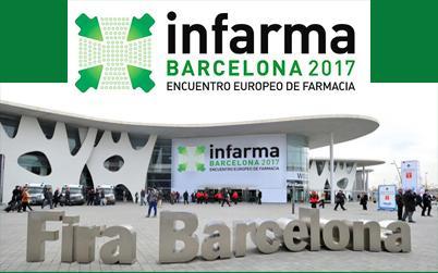 Comece a Feira Infarma Barcelona 2017
