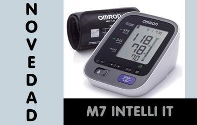 Nuevo tensiómetro M7 Intelli IT