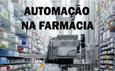 Automação na farmácia