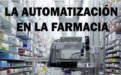 La automatización en la farmacia