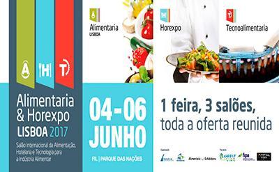 Feria Alimentaria & Horespo Lisboa 2017