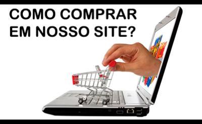 Como comprar em nosso site?