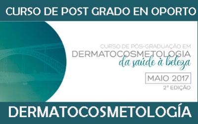 Curso de Post Grado en Dermatocosmetología en Oporto: Ordem dos Farmacéuticos