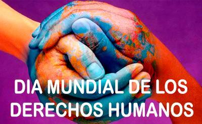 Día 10 de diciembre de 2017:  Día Internacional de los Derechos Humanos