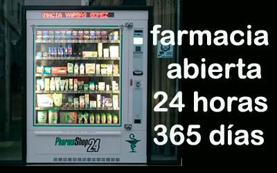 Farmacia abierta 24 horas con Pharmashop24