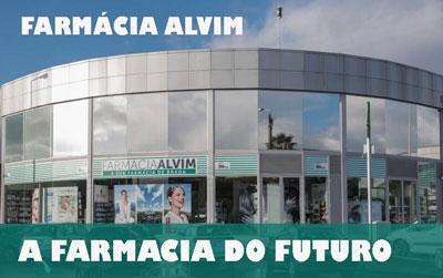 A farmácia do futuro: A nova Farmácia Alvim em Braga (Porto)