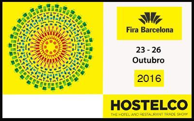 Assistência da Exclusivas Iglesias a Feira Hostelco 2016 em Barcelona