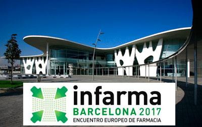 Solicite seu convite para Infarma Barcelona 2017