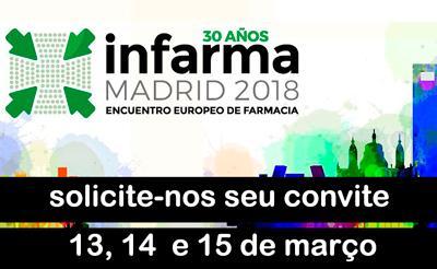 Solicite-nos seu convite para Infarma 2018