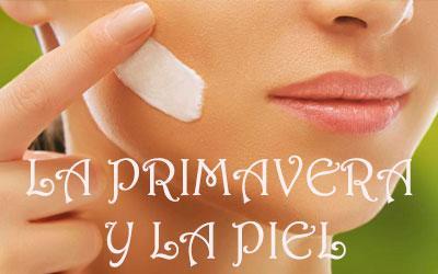 La primavera y la piel: Analizador de piel DPLITE2