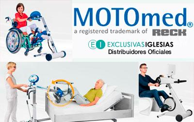Distribuidores oficiales MOTOmed