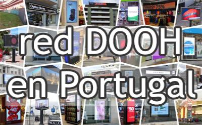 Pantallas LEDS en farmacia: Red DOOH en Portugal