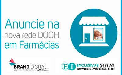 Nova rede DOOH en farmácias portuguesas