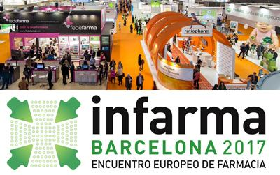 Próximo destino: Infarma 2017 Fira Barcelona