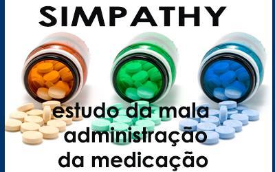 Simpathy: estudo da incorreta administração de medicamentos