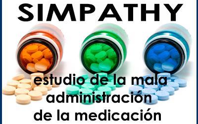 Simpathy: estudio de la incorrecta administración de los medicamentos