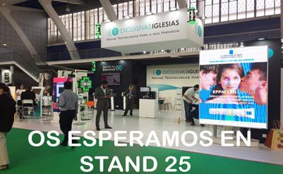 Ya estamos en Expofarma Lisboa 2017