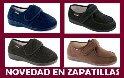 Novedad: zapatillas Quiberón y Molène - Calzado terapéutico