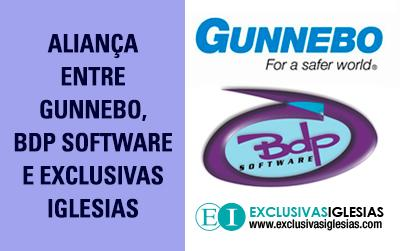 Aliança entre Gunnebo Safepay, BDP Software e Exclusivas Iglesias