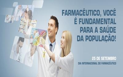 Dia Internacional do Farmacêutico 2016