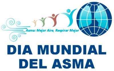 Día 2 de Mayo, Día Mundial del Asma